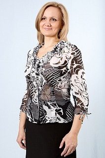Блузка Из Полиэстера С Доставкой